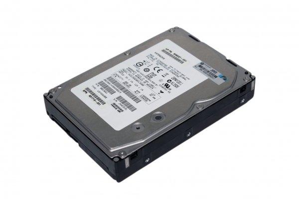 "300GB Hitachi HUS156030VLS600 SAS Festplatte 15.000 PRM 64MB 3,5"" 6Gbps - Defekt"