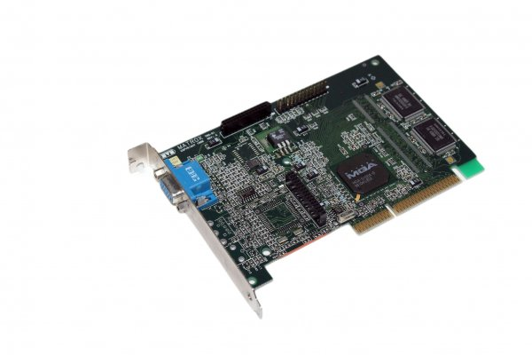 Matrox G /PR0A/4BI/20 782-01 VGA Grafikkarte 4MB AGP 1998