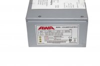 480Watt AWA ATX-480WF-CLR PC Computer ATX Netzteil SILENT SATA PFC