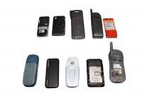 10 x Handy Smartphones Konvolut Schrott Edelmetalle