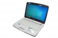 Acer Aspire 5720ZG Intel Pentium T2390 1,86 GHz 3GB RAM 320GB HDD Windows 10 Pro 15,4 Zoll
