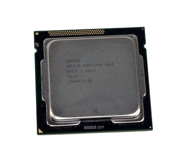 Intel Pentium G860 SR058 Prozessor 3 GHz LGA 1155 Sockel