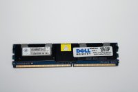2GB Nanya NT2GT72U8PD2BD-3C Server-RAM ECC PC2-5300F...