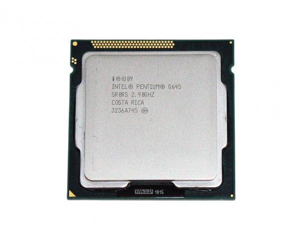 Intel Pentium G645 2,90GHz SR0RS CPU Sockel 1155